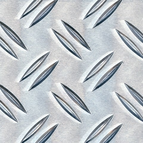 Blacha fakturowana tłoczone rowki 120x1000x1.5 mm