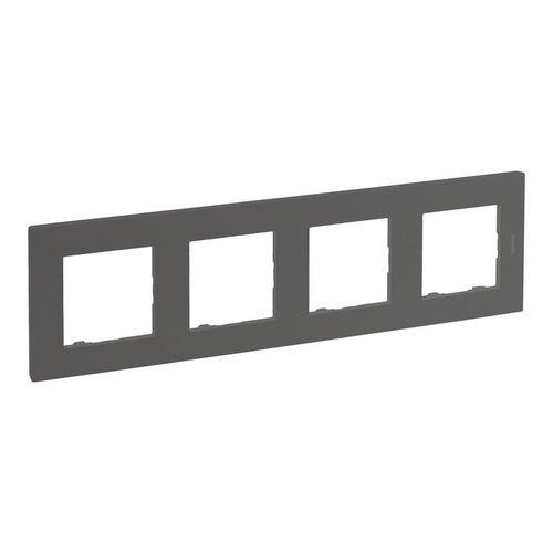 Niloe Step ramka stalowa czterokrotna