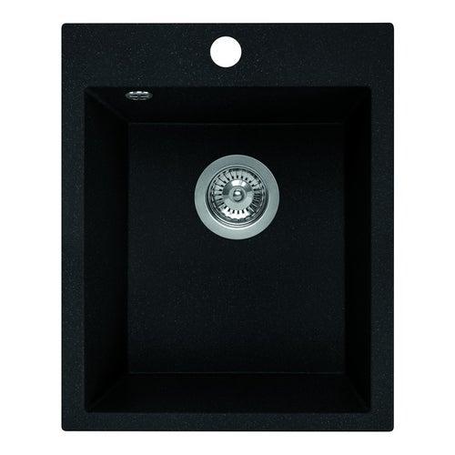 Zlewozmywak granitowy Laveo Chichi 48x39 cm SBH_710T