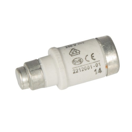Wkładka topikowa D02 gG 35A zwłoczna E18 ETI