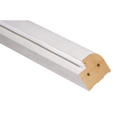 Belka 60 cm ościeżnicy stałej dąb bielony eco