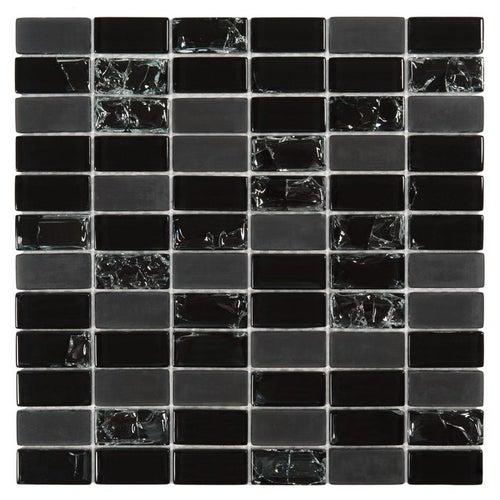 Mozaika szklana DD3 Block 120 MIX 30x30 cm gat.1