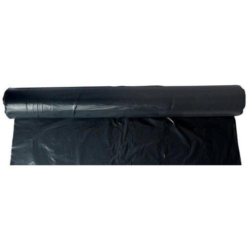Folia ochronna Typ 200 100 m2 czarna 4x25 m