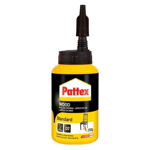 Klej do drewna Pattex Wood Standard 0,25kg