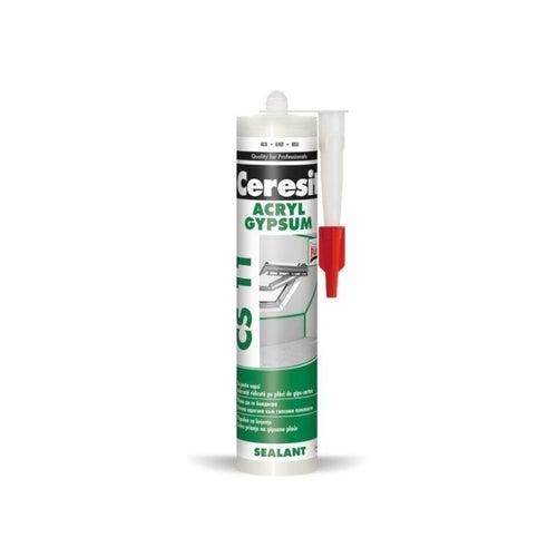 Uczelniacz akrylowy Ceresit CS11 300 ml, biały