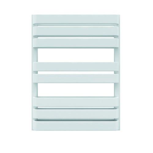 Grzejnik łazienkowy Warp T Bold 65,5x50 cm, biały