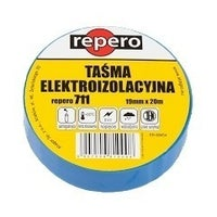 Taśma elektroizolacyjna Repero 711 19mm/20m niebieska