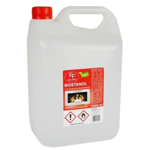 Płyn do biokominków Premium 5 l
