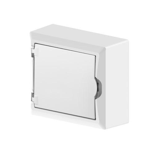 Rozdzielnica natynkowa Ecomonic box 8 modułowa 2502-00 Elektro-Plast