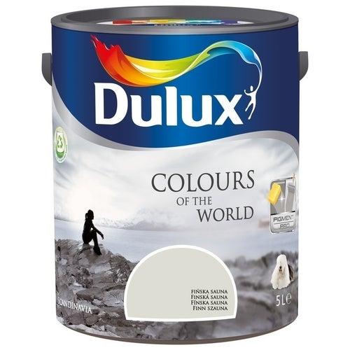 Farba Dulux Kolory Świata fińska sauna 5l