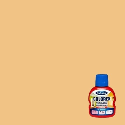 Pigment do kolorowania Śnieżka Colorex orzech jasny 120 ml