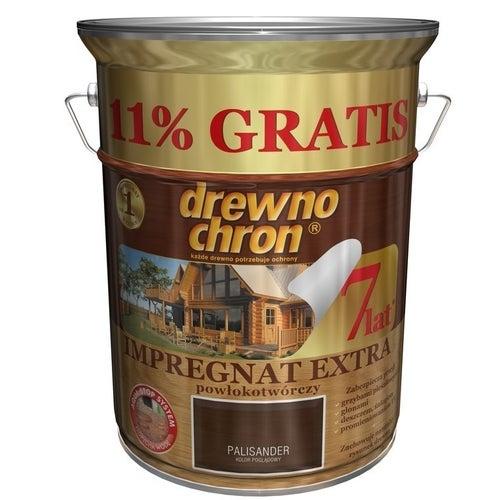 Impregnat Drewnochron Extra palisander średni 4,44l