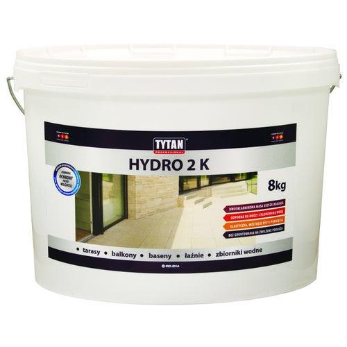 Zaprawa uszczelniająca Tytan Hydro 2K 8 kg