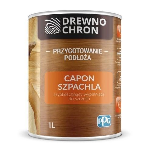 Szpachla Drewnochron Capon 1l