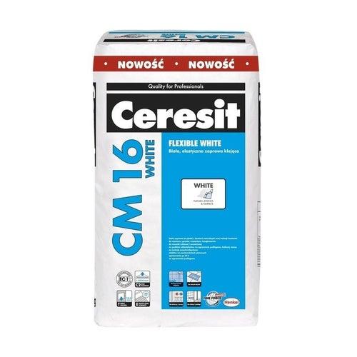 Zaprawa klejowa CM16 White 22.5 kg