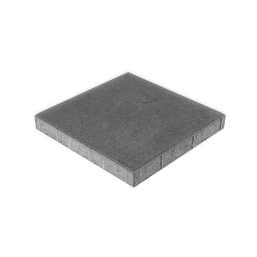 Płyta chodnikowa Bruk-Bet grafitowa 35x35x5 cm gładka