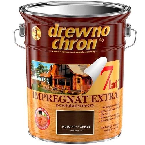 Impregnat Drewnochron Extra palisander średni 4,5l