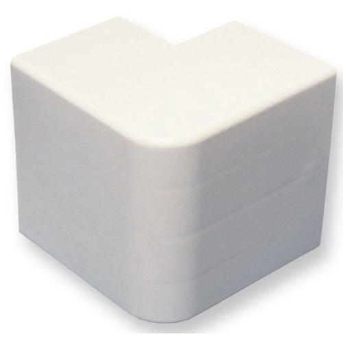 Narożnik zewnętrzny NZ 18x50mm UV biały