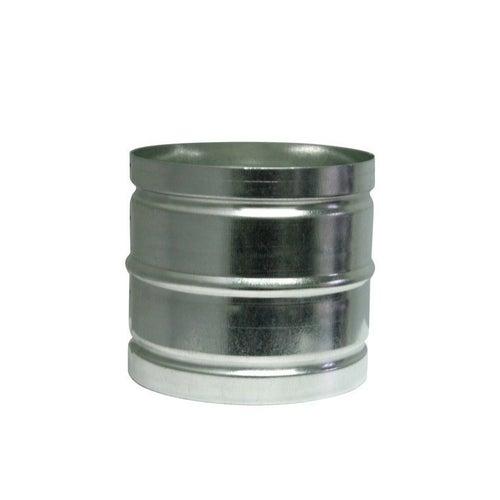 Nypel do rury wentylacyjnej aluminiowej fi 110 mm
