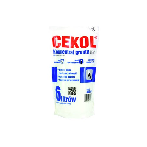 Koncentrat gruntujący Cekol DL-K 0.5 l