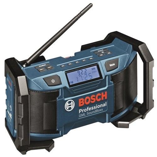 Radio budowlane Bosch 14,4 V lub 18 VGML SoundBoxx