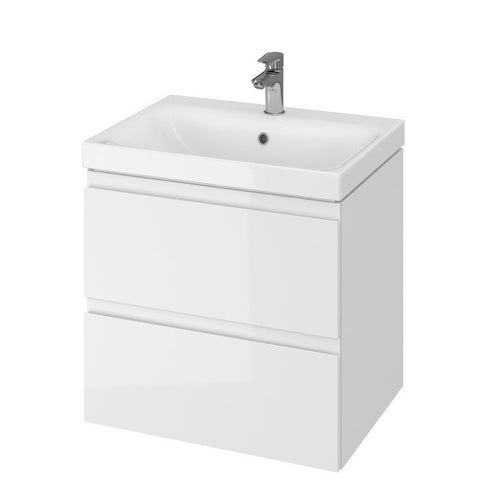 Zestaw szafka z umywalką Cersanit Moduo 60 cm