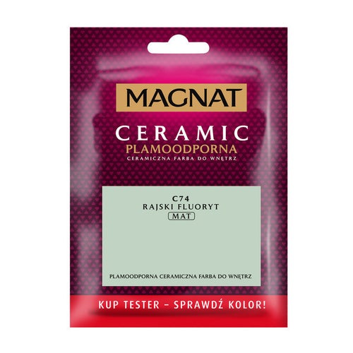 Farba Magnat Ceramic rajski fluoryt 0,03l