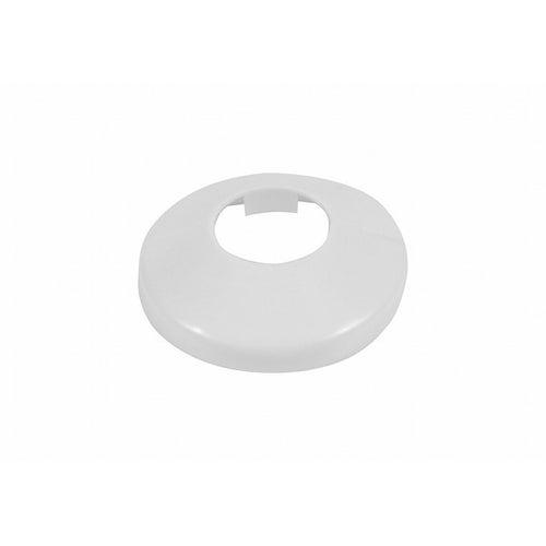 Rozeta ozdobna Pex 16 mm biała 5 szt