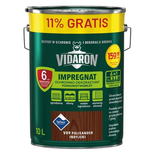 Impregnat Vidaron palisander indysjki 10 l