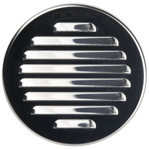 Kratka wentylacyjna metalowa fi 100 M9N nierdzewna