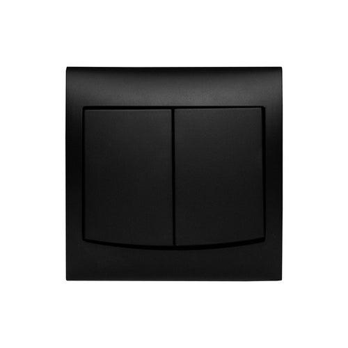 Polmark Vega czarna łącznik podwójny