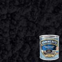 Farba antykorozyja Hammerite czarny młotkowy 0,7l