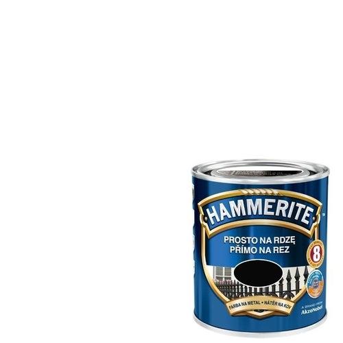 Farba antykorozyja Hammerite biały połysk 0,7l