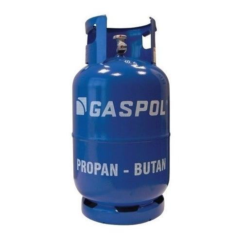 Wymiana butli gazowej 11kg Gaspol