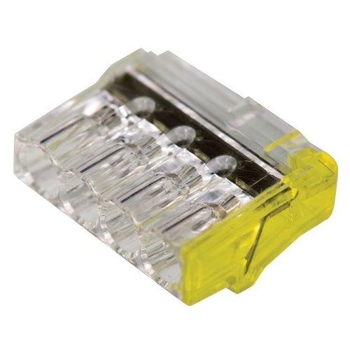 Szybkozłączka 4x2,5mm2 10szt