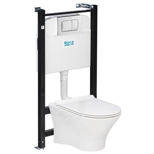 Zestaw podtynkowy WC Roca Active Nexo A893104150
