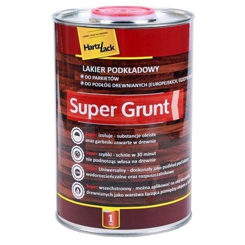 Lakier podkładowy HartzLack Super Grunt  1l