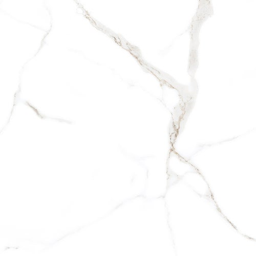Gres polerowany Carina white 60x60 cm 1.44m2