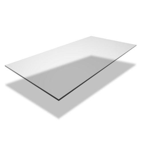 Poliwęglan lity grubość 2 mm 0,5x1 m przezroczysty bez UV