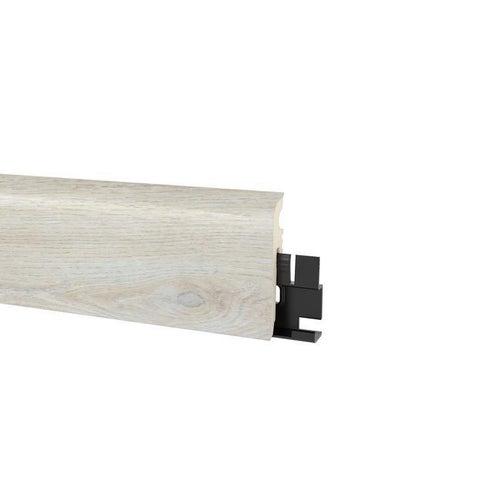 Listwa przypodłogowa Vigo 60 2200x60x15 dąb vermont