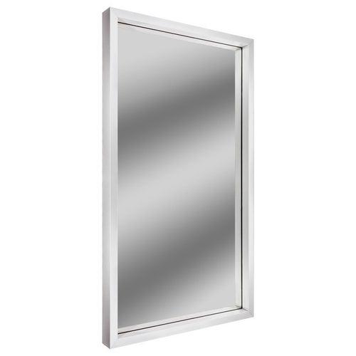 Lustro łazienkowe bez oświetlenia Dubiel Vitrum Scandi 50x90 cm