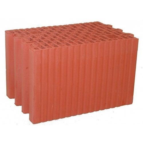 Pustak ceramiczny Porotherm 25 E3 250x373x238 mm kl. 15 10,7 szt./m2