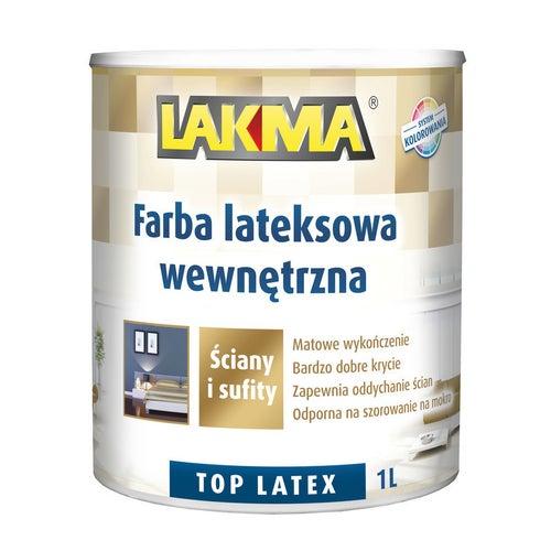 Farba Top Latex 1 l