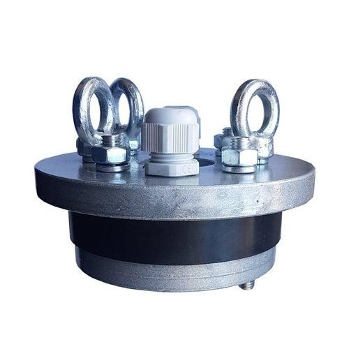 Głowica studzienna ocynkowana 110/32 mm