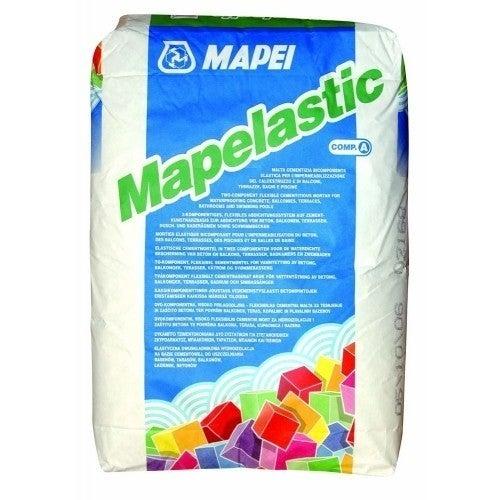 Izolacja przeciwwodna sucha i mokra Mapelastic A 24 kg+B 8 kg