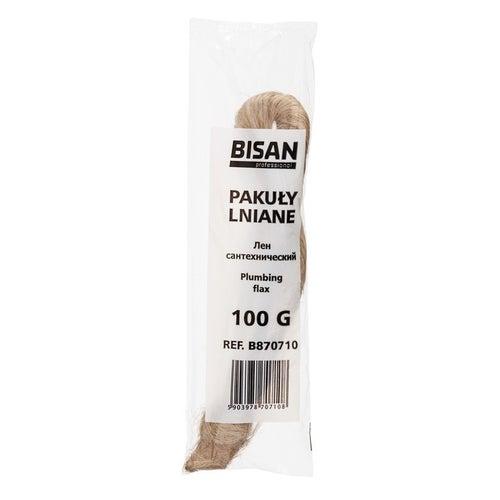 Pakuły lniane 100 g