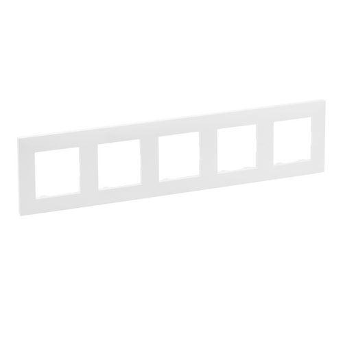Niloe Step ramka biała pięciokrotna