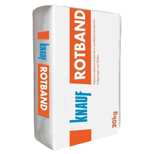 Knauf Rotband gipsowa zaprawa tynkarska 20 kg