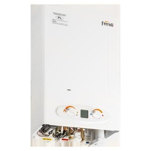 Ogrzewacz gazowy Zefiro Eco-11 LCD GCA LPG