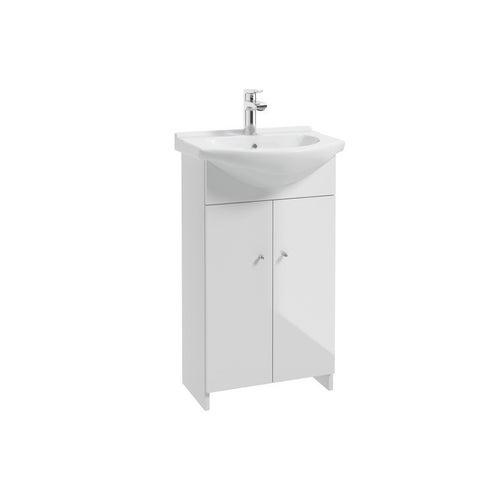 Zestaw szafka z umywalką Onas Vesuvio 50 cm 108-D-05001+1